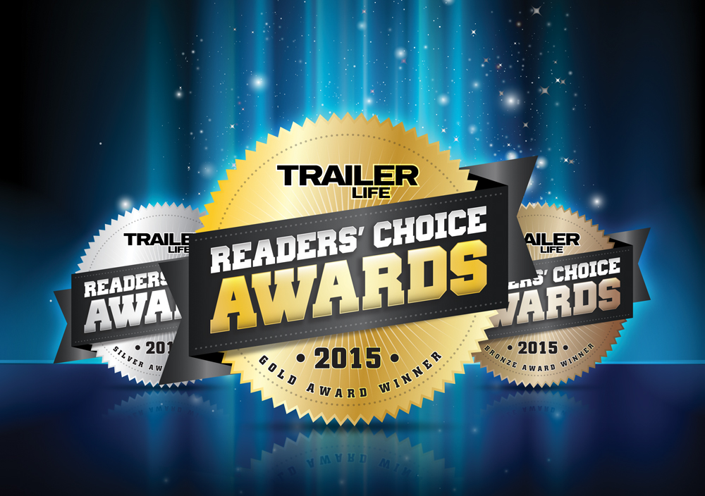 Trailer Life Readers' Choice Award