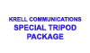 SPECIAL KRELL TRIPOD PACKAGE